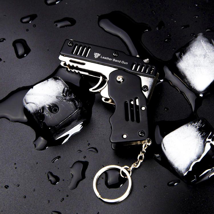 móc khóa mô hình súng