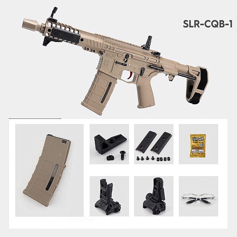 súng đạn thạch đồ chơi